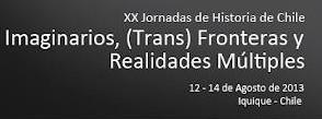 XX Jornadas de Historia de Chile